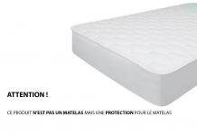 Protèges matelas Moshy PROTECTION MICROCELL 180x200 (King size)