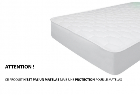 Protège matelas Moshy PROTECTION MICROCELL  140x190 (2 pers)