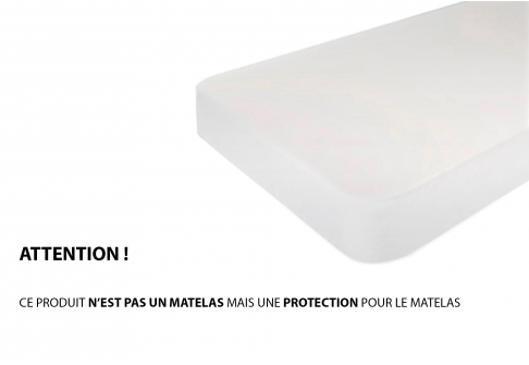 moshy  Protège matelas PROTECTION MARBELLA Moshy 140x190 (2 pers)cm ATTENTION!... par LeGuide.com Publicité