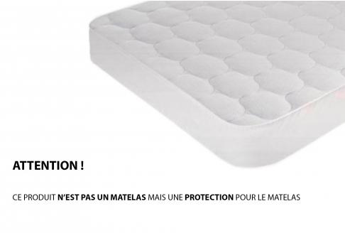 Protège matelas Moshy PROTECTION ARGA  140x190 (2 pers)