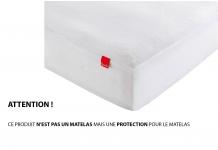 Protège matelas Epéda PROTEGE-MATELAS MOLLETON 140x190 (2 pers)