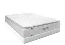 Matelas Ressorts Sommiers Fylke NATURENS DORSOLAT 140x190 (2 pers)