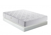Matelas Ressorts Sommiers Simmons QUIETUDE DORSOLAT 140x190 (2 pers)
