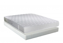 Matelas Ressorts Sommiers Simmons PLANET DORSOLAT 160x200 (2 pers)
