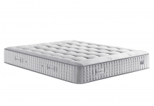 Matelas Ressorts Simmons FASCINATION MI FERME COTON BIO 180x200 (King size)
