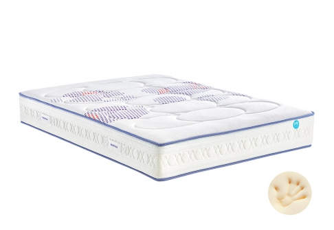 Matelas Ressorts Merinos CHILLY WAVE  160x200 (Queen size)