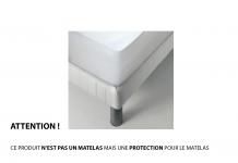 Protège matelas Bultex Protège-matelas AIR SOFT Tencel 90x190 (1 pers)