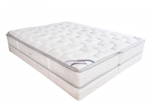 Literie Ressort Duvivier DUO GALA LUXE MOUSSE 160x200 (2 pers) duo