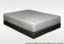 Matelas Ressorts Sommiers Simmons SELECT 1500 FERME QUALISOM CUV 100% RESSORT 140x190 (2 pers)
