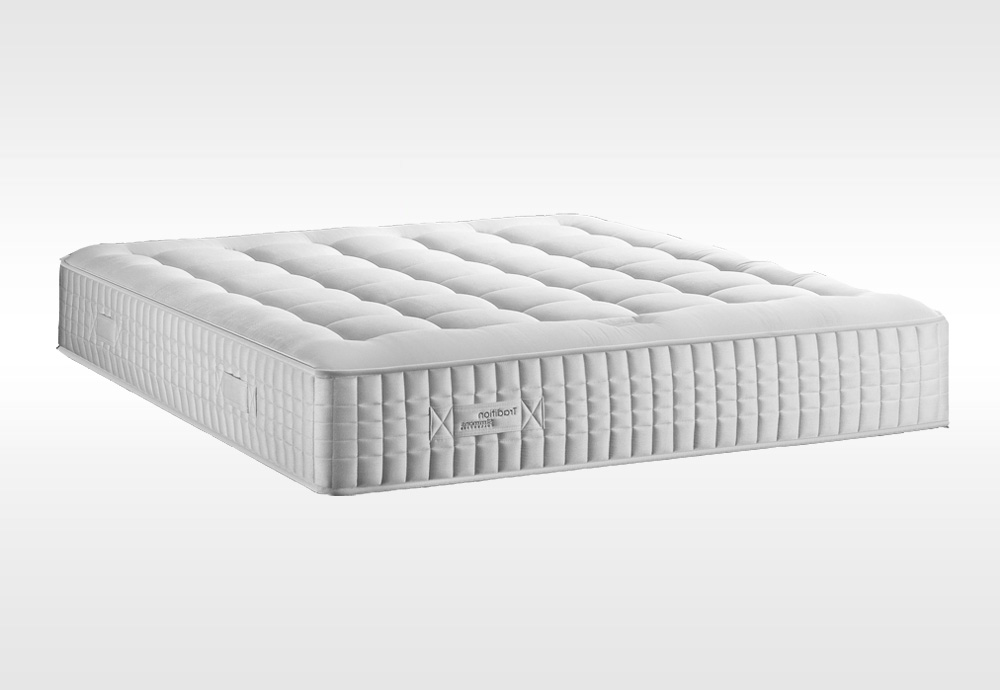 literie matelas fixes ressorts tradition simmons xx  pers