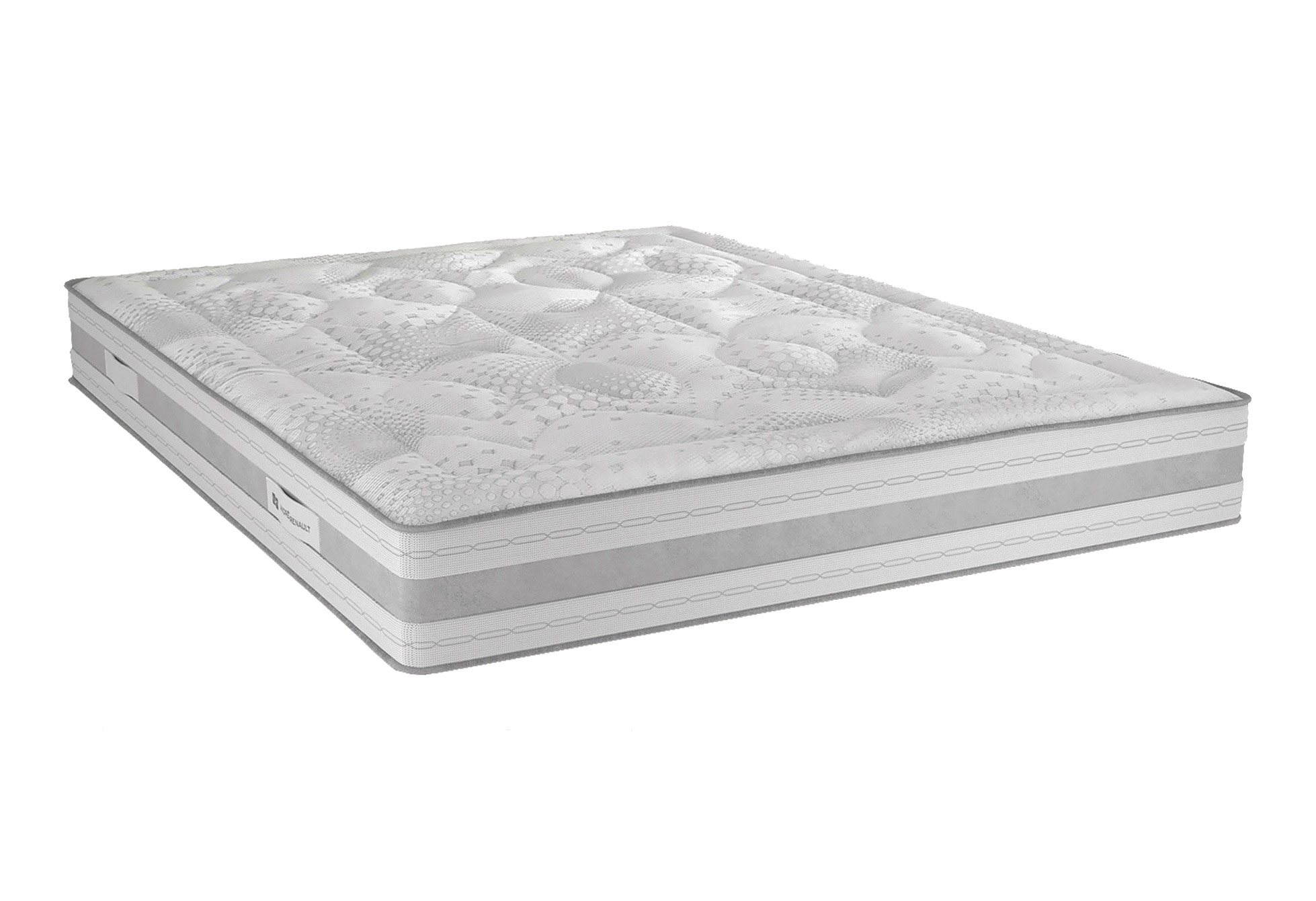 Matelas Latex André Renault NEO STAR INDIVIDUO  160x200 (Queen size)