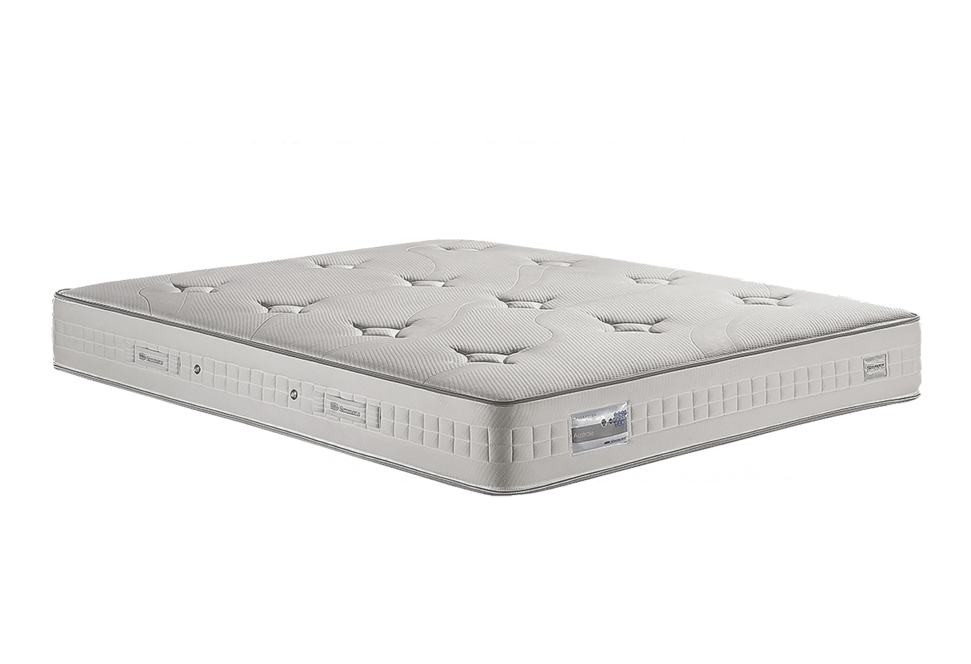 Matelas Ressorts Simmons SPECIAL DOS SENSIBLE 160x200 (Queen Size) ...