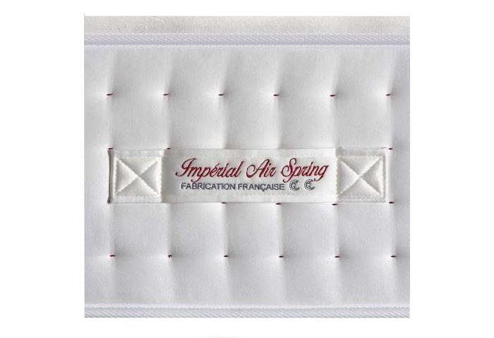Literie Ressort Treca IMPERIAL AIR SPRING IMP SOFT SPRING  140x190 (2 pers)