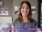 Test du matelas DUNLOPILLO EVER par Camille